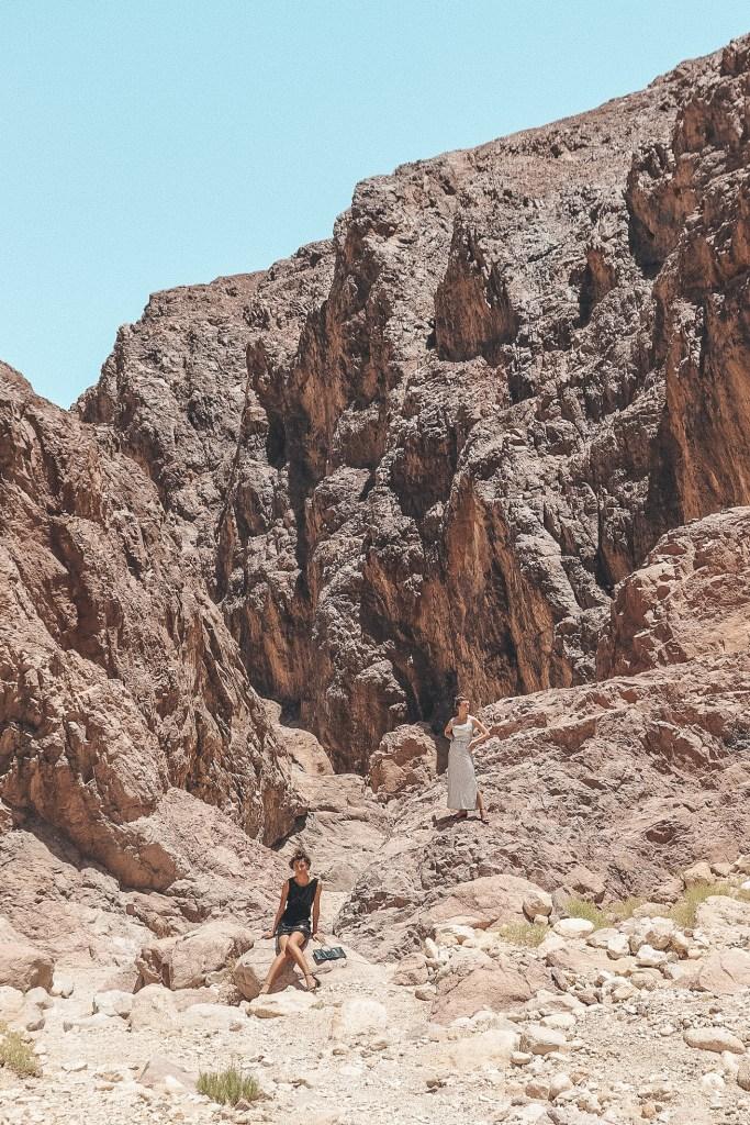 Black Canyon Schoret Eilat Israel