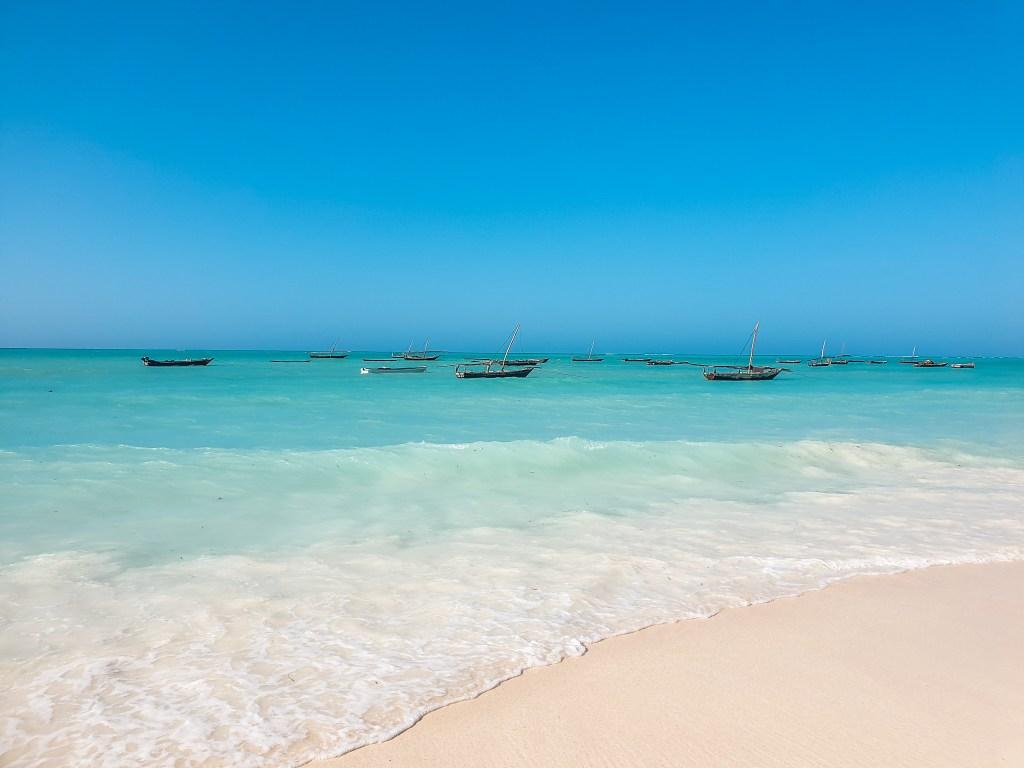 Zanzibar Travel beach