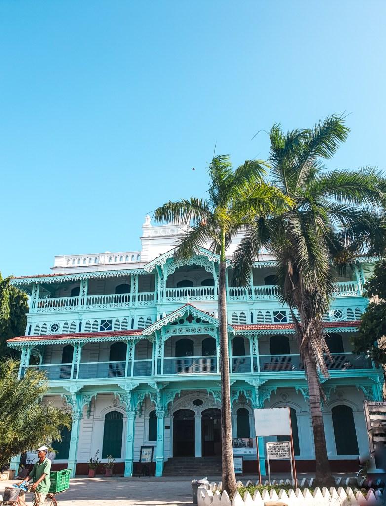 Zanzibar Travel island