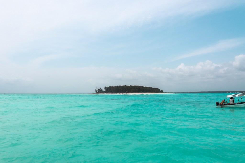 Zanzibar Mnemba Island