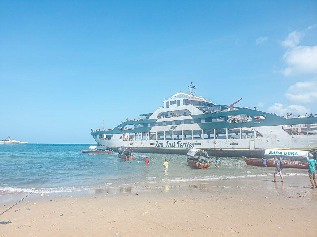 Stone Town Port Zanzibar
