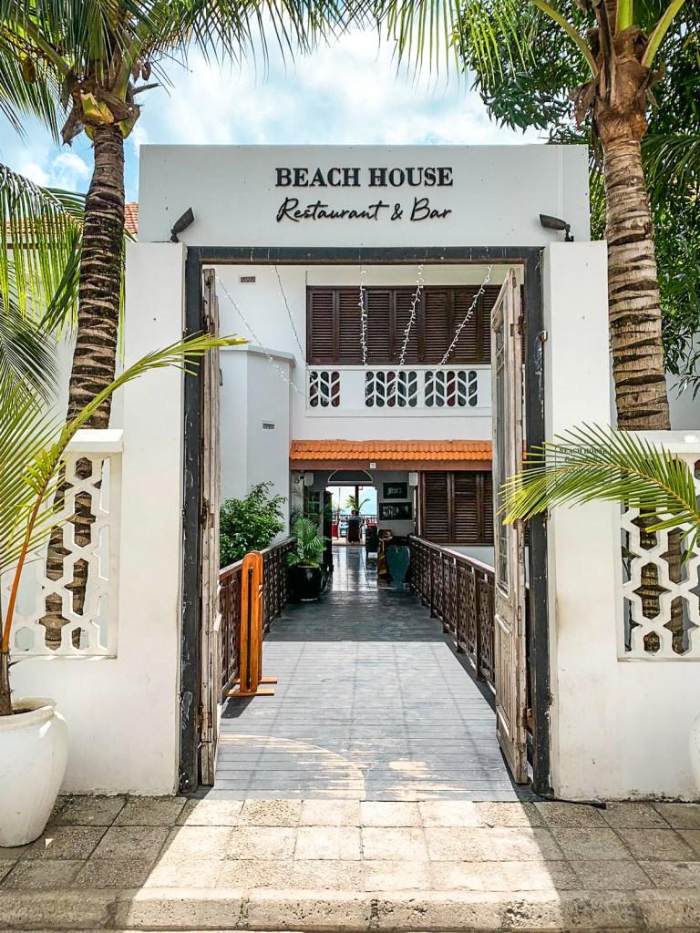 Beach House Stone Town Zanzibar