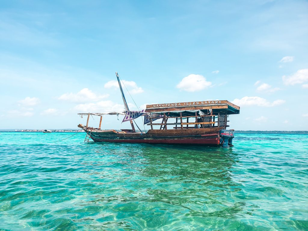 Nakupenda Island Stone Town Zanzibar