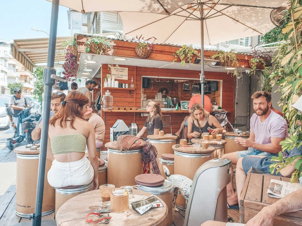Cafe Coffee Shop Tel Aviv