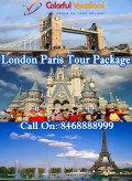 London Paris Tour Package