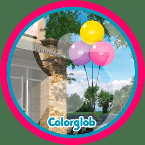 globos impresos y personalizados para eventos en República Dominicana