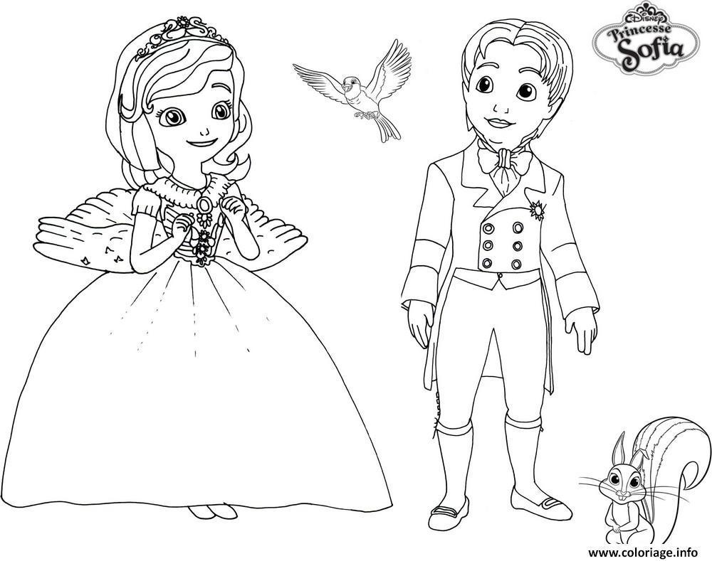 Coloriage A Imprimer Une Princesse - Gratuit Coloriage