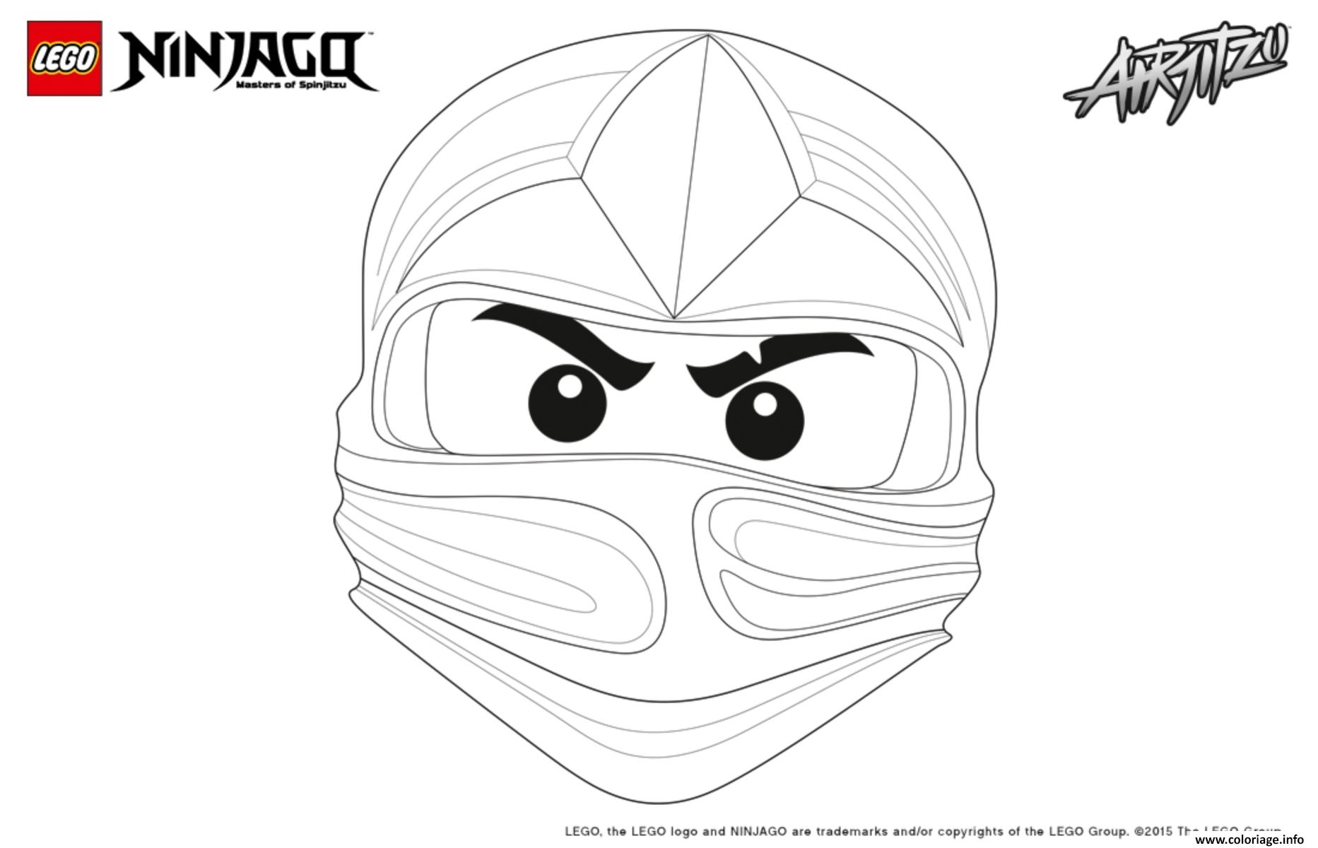 Lego Ninjago Coloring Pages To Print Coloring Pages