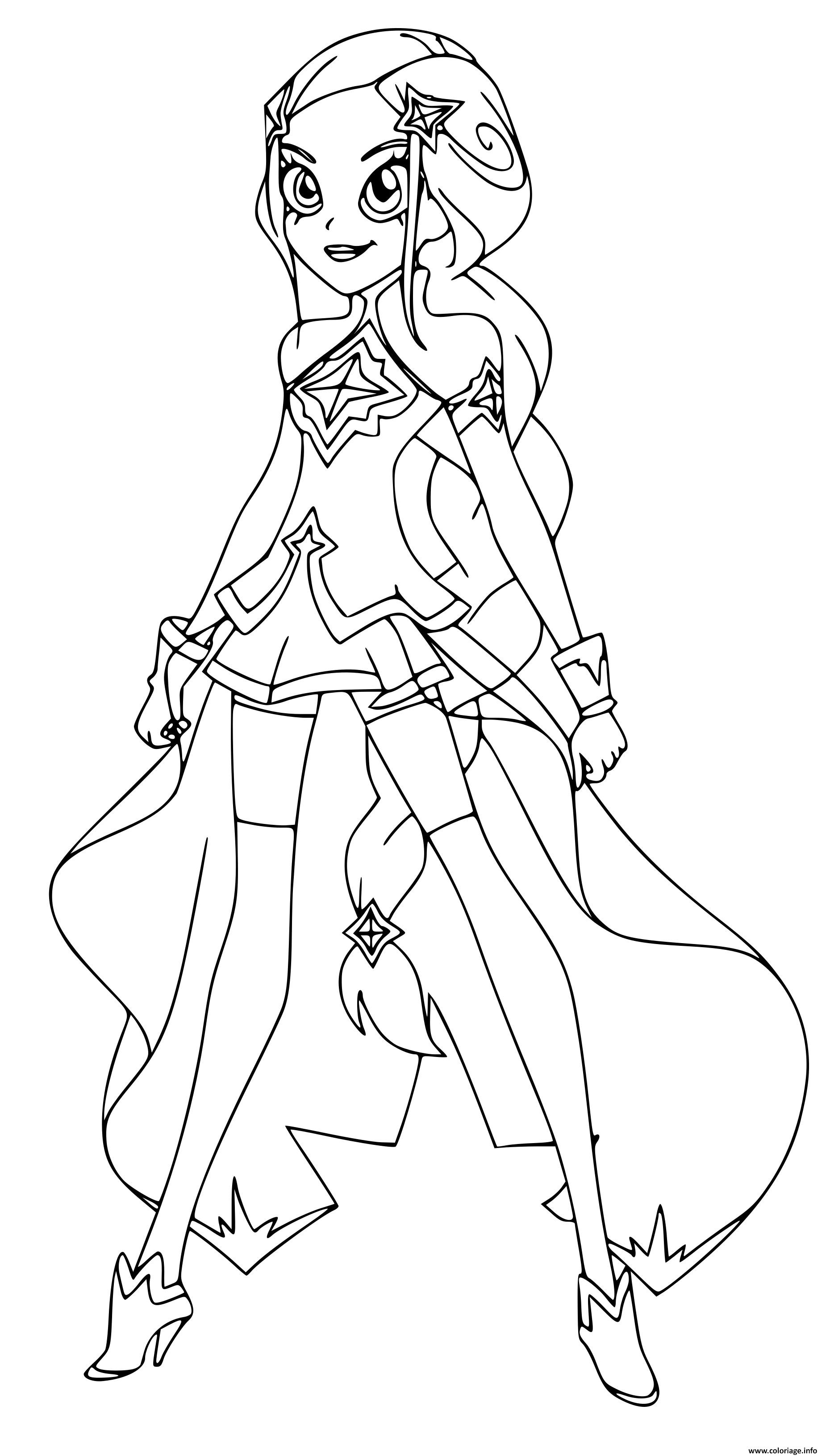 Lolirock Coloring / Play Lolirock Games For Free - Get inspired by