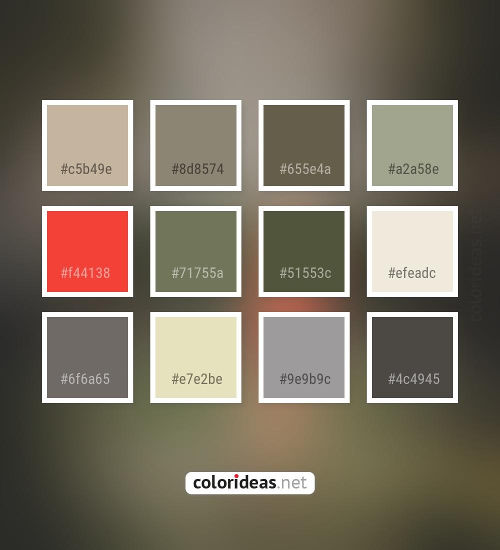 Coral Reef Color Palette Ideas Part 2