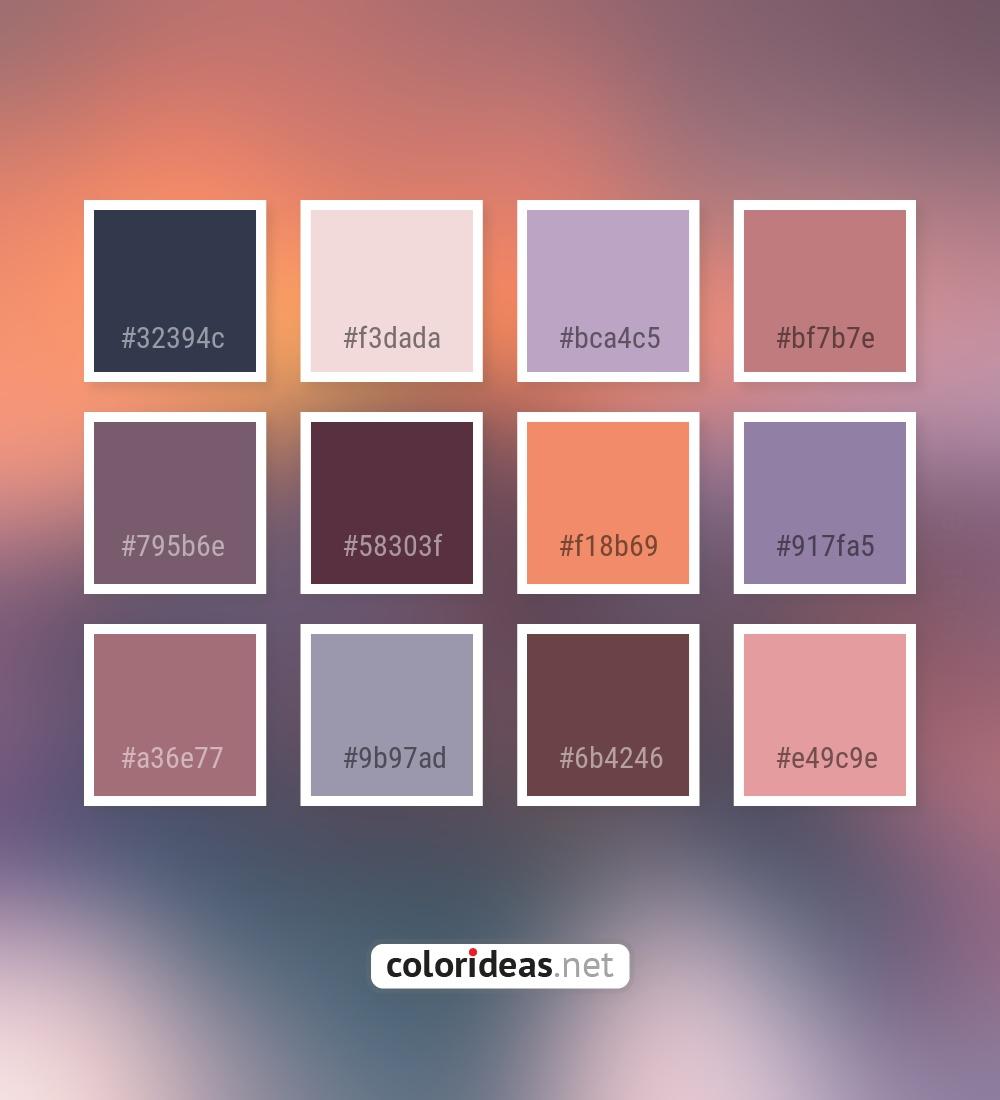 Apricot | Color palette ideas