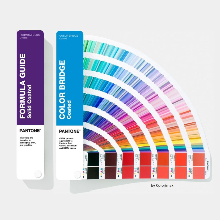 Pantone Coated Combo Colorimax