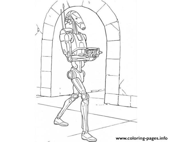 star wars clone wars coloring pages # 85