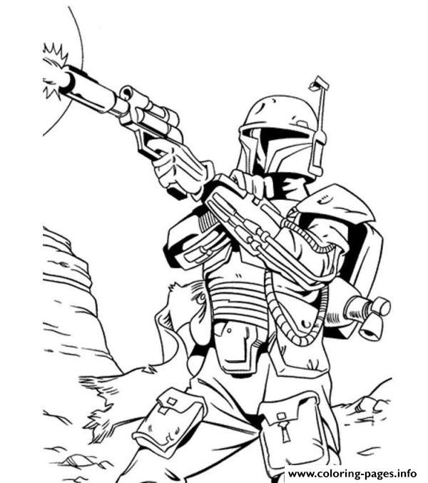 print star wars bounty hunter free printable