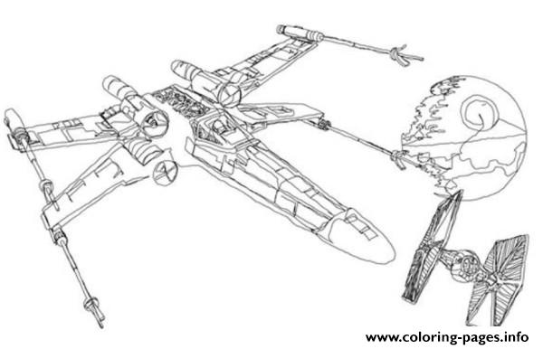 star wars coloring pages free printable