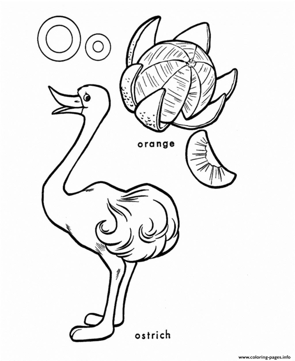 Alphabet S O Words57f5 Coloring Pages Printable