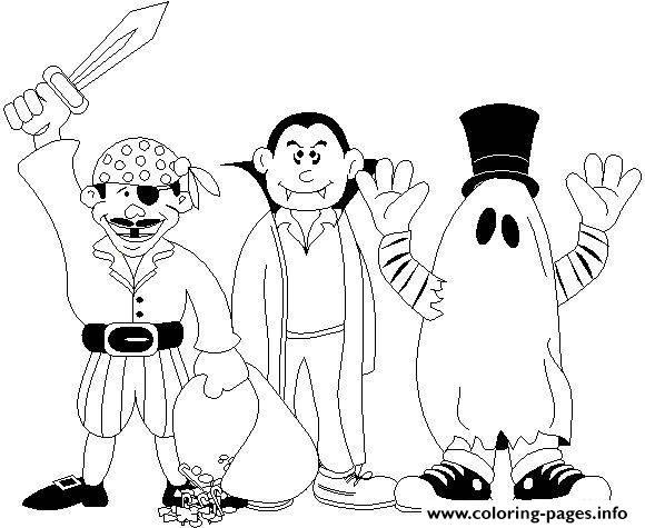 Halloween Costume Ideas S Printable For Preschoolersbf90