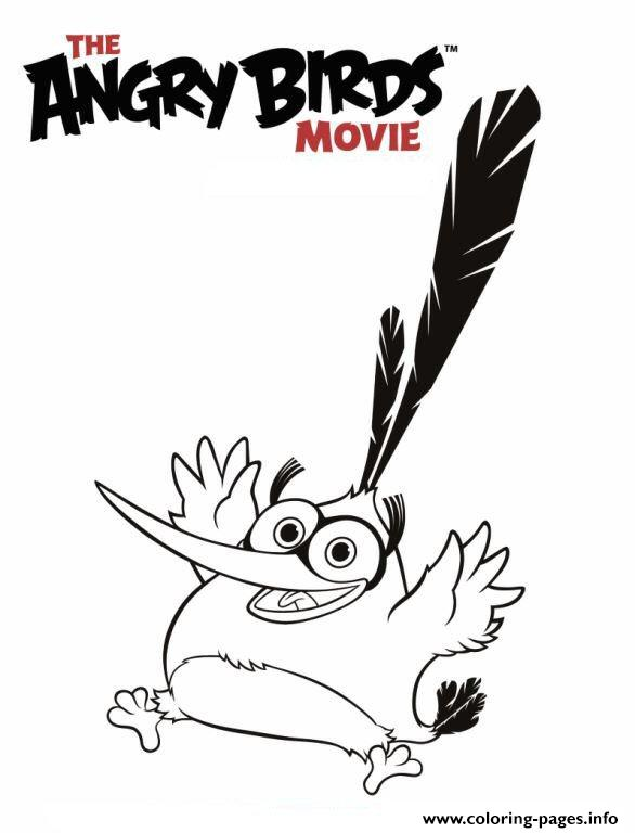 print angry birds movie 2 coloring pages free printable