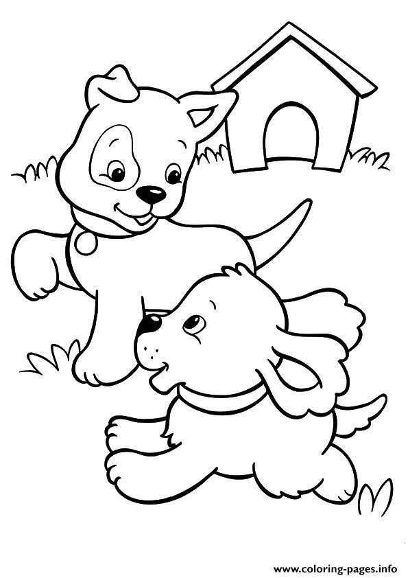 Minecraft Dog Puppies