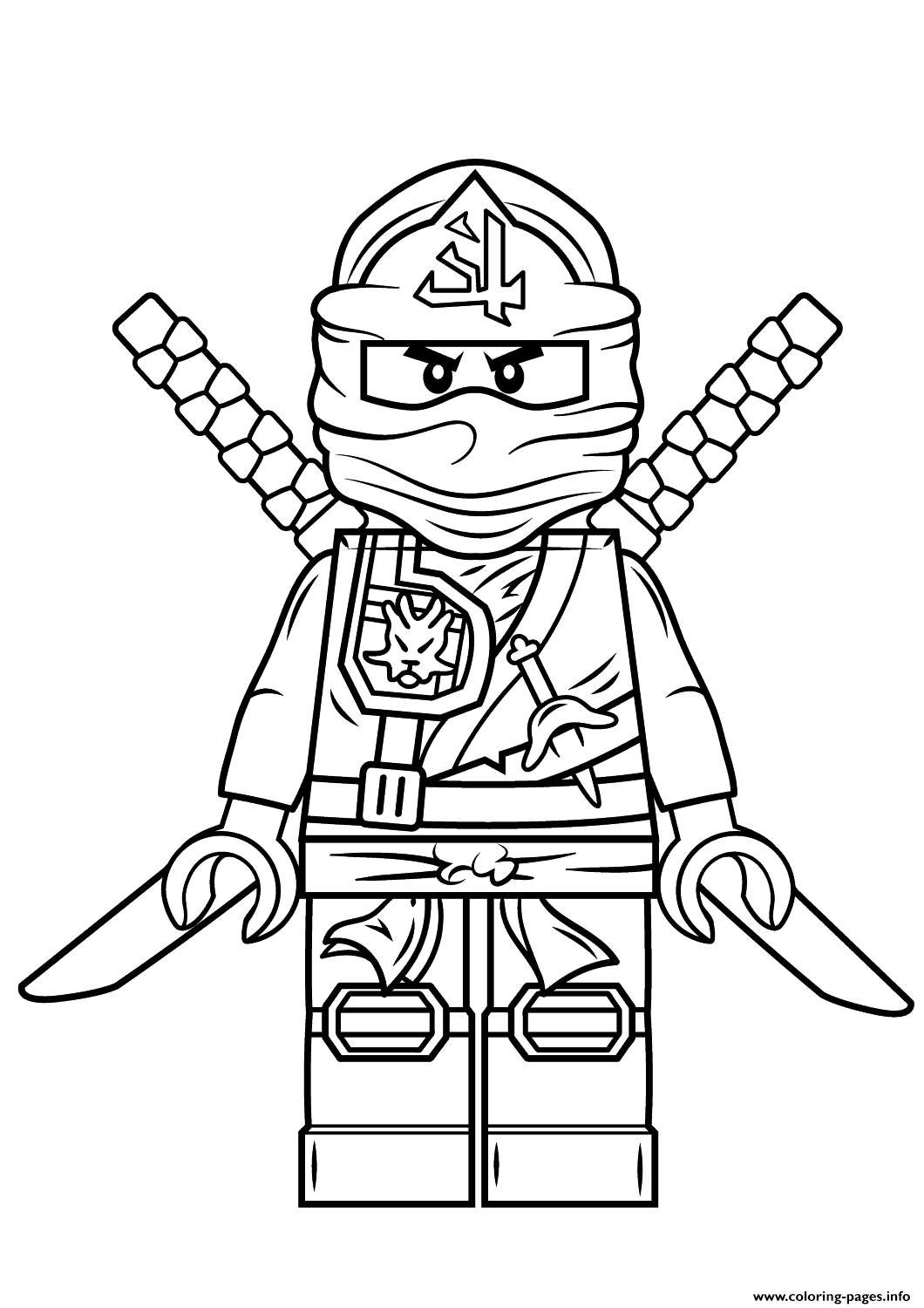Lego Ninjago Coloring Pages Pdf Free Coloring Pages Library