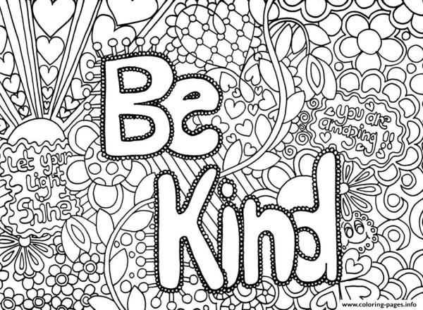 word coloring pages # 9