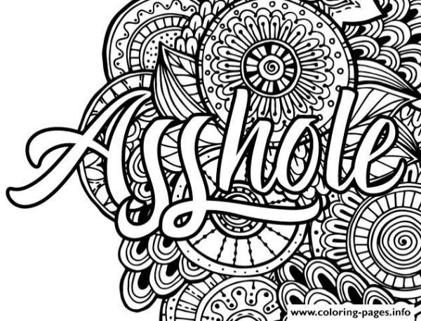 coloring pages to print for adults # 20