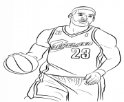 Nba Coloring Pages Lebron James. big boss basketball pictures ...   148x180