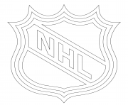 nhl coloring pages free printable