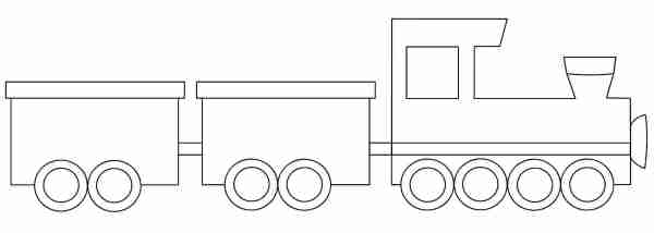 train coloring pages printable # 49
