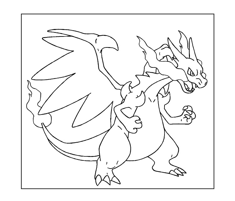 pokémon coloring pages!  coloring.rocks!