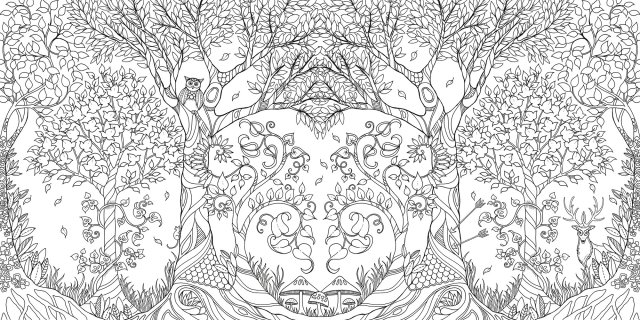 Free Holiday Fall, Halloween, Winter and Christmas Adult Coloring
