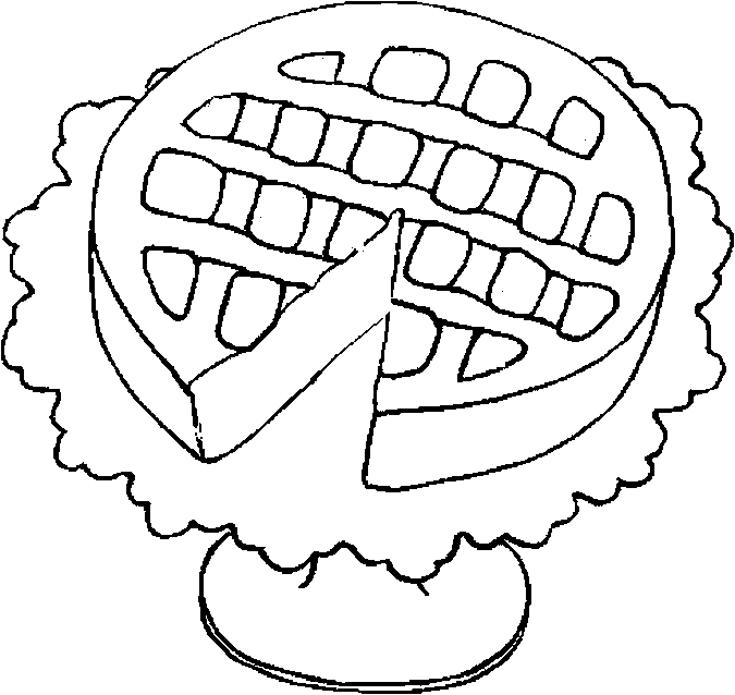 best desserts coloring pages for kids  updated