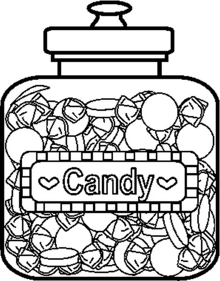 27 best candy coloring pages for kids  updated
