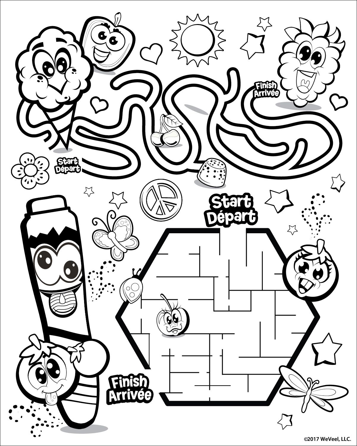 Gaming Coloring Pages