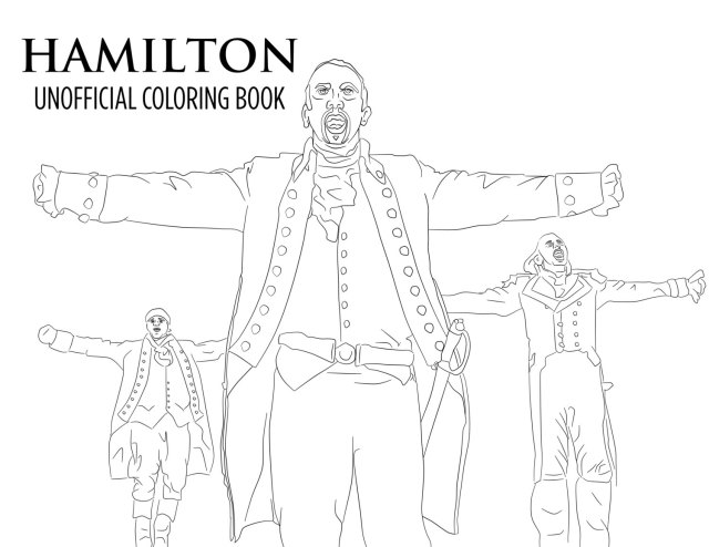 Alexander Hamilton Coloring Pages - Coloring Home