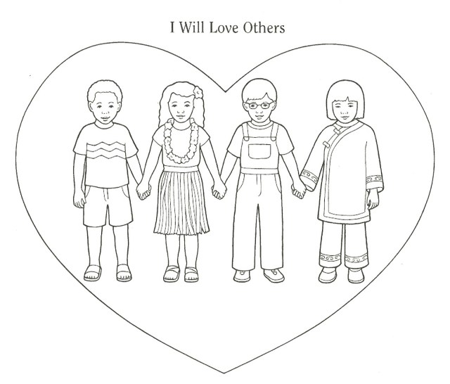 Christian Missionary Coloring Pages. 15 Christian Coloring Pages