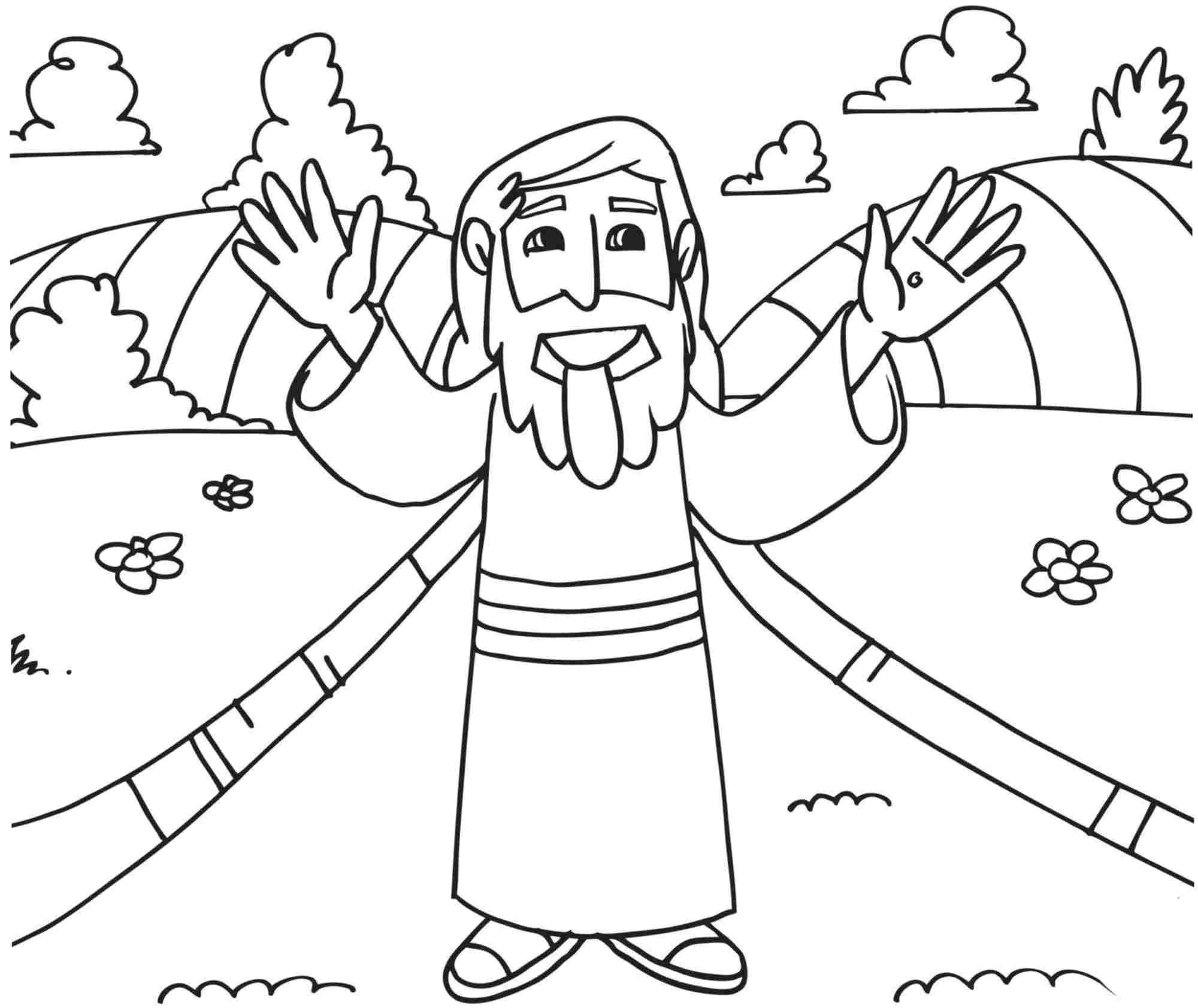 Christianity Coloring Pages