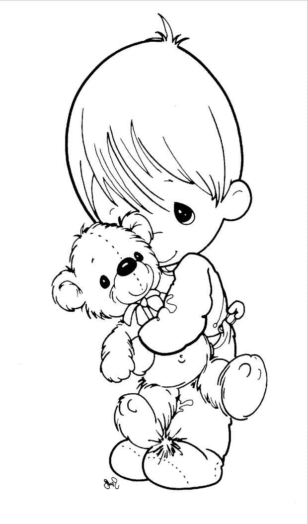 precious moments coloring pages love  coloring home