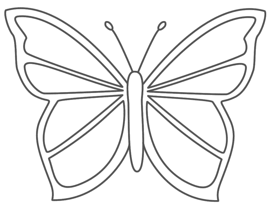 Butterfly Coloring Page Beautiful Coloring Pages Coloring Home