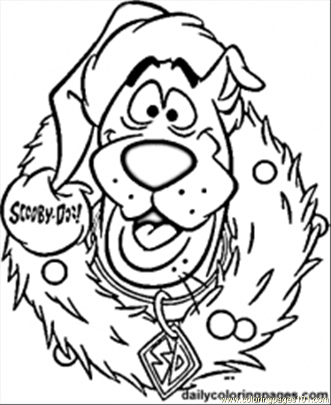 Free A Z Christmas Coloring Pages Coloring Home