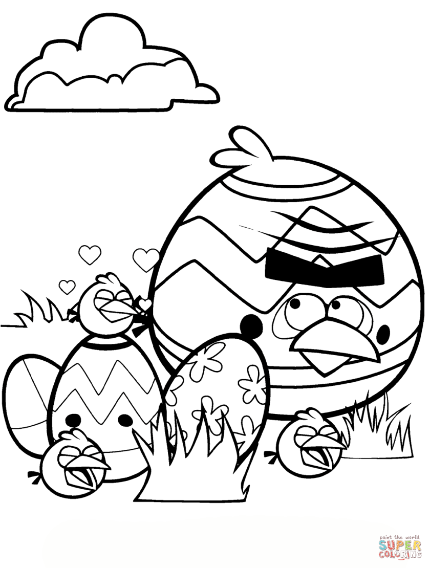 angry birds red coloring pages  coloring home