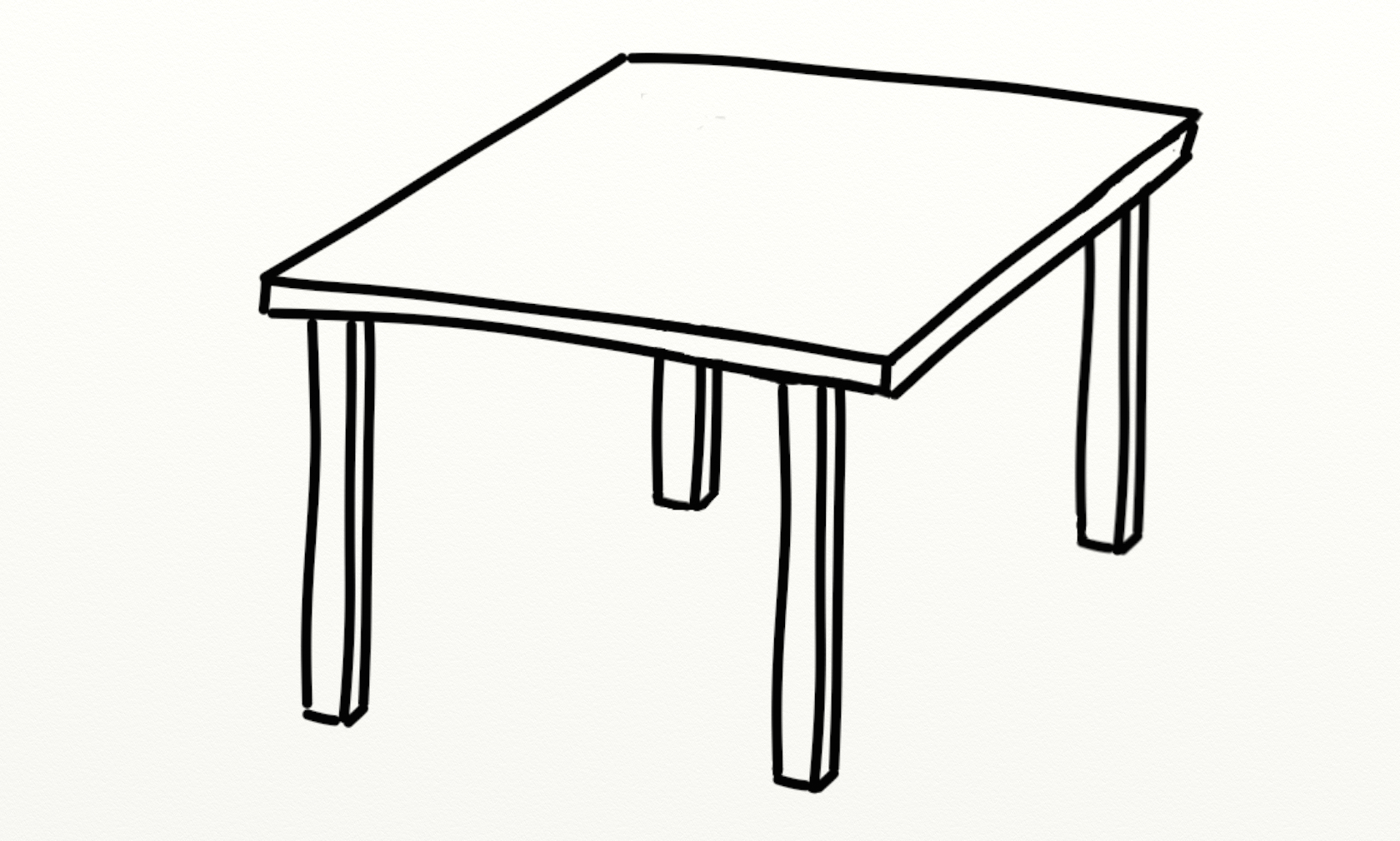 Best Photos Of Table Coloring Page