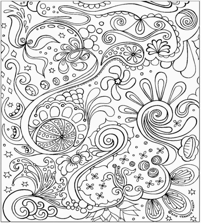 Stress Coloring Pages To Download And Print For Free - Coloring