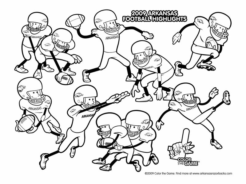 football coloring page  coloring home