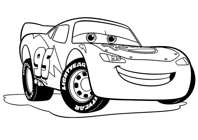 Cars 17 Coloring Pages - Coloring Home