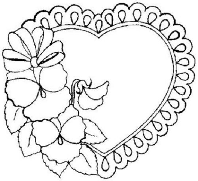 Girls Flowers Coloring Pages - Coloring Home