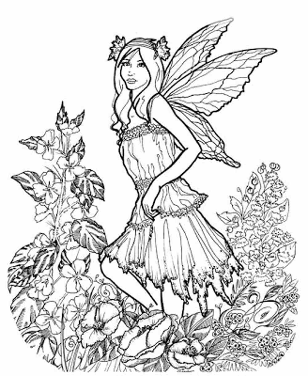 Free Printable Spring Coloring Pages For Adults - Coloring ... | free printable spring coloring pages for adults