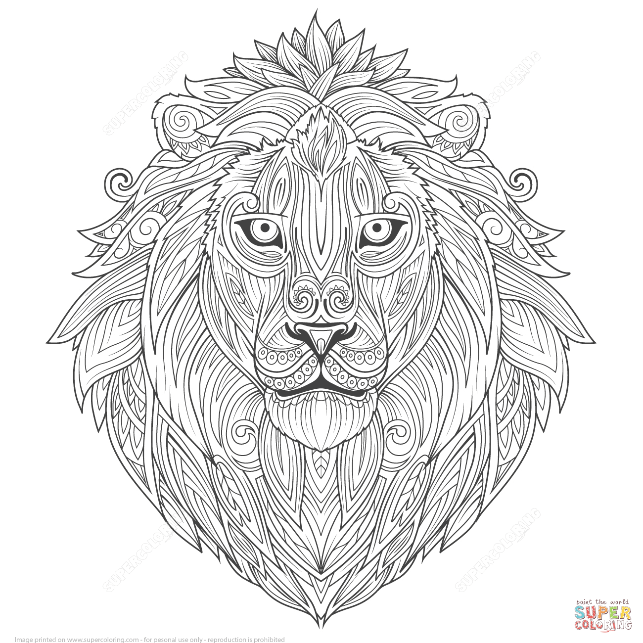 Zentangle Coloring Pages Free Coloring Pages Coloring Home