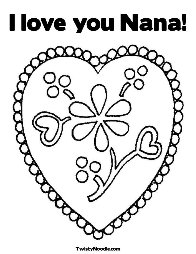 I love you boyfriend coloring pages coloring home, coloring pages say i love you
