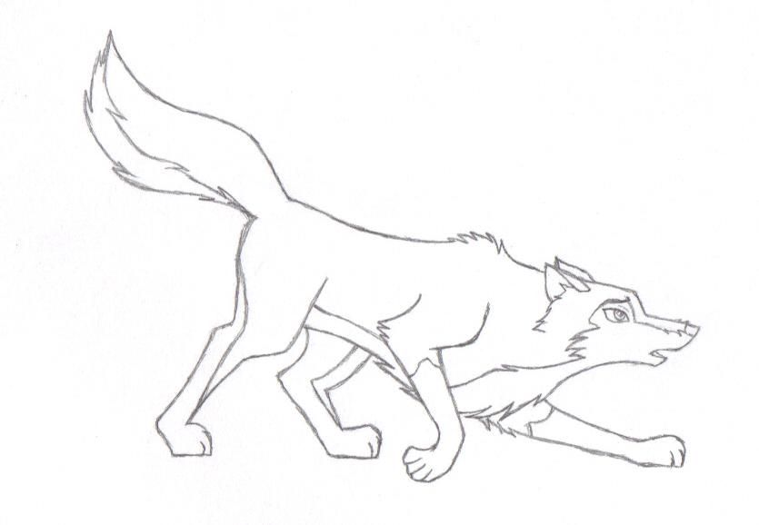 Wolf Printable Coloring Pages Coloring Home